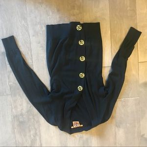 Tory Burch Black Cardigan
